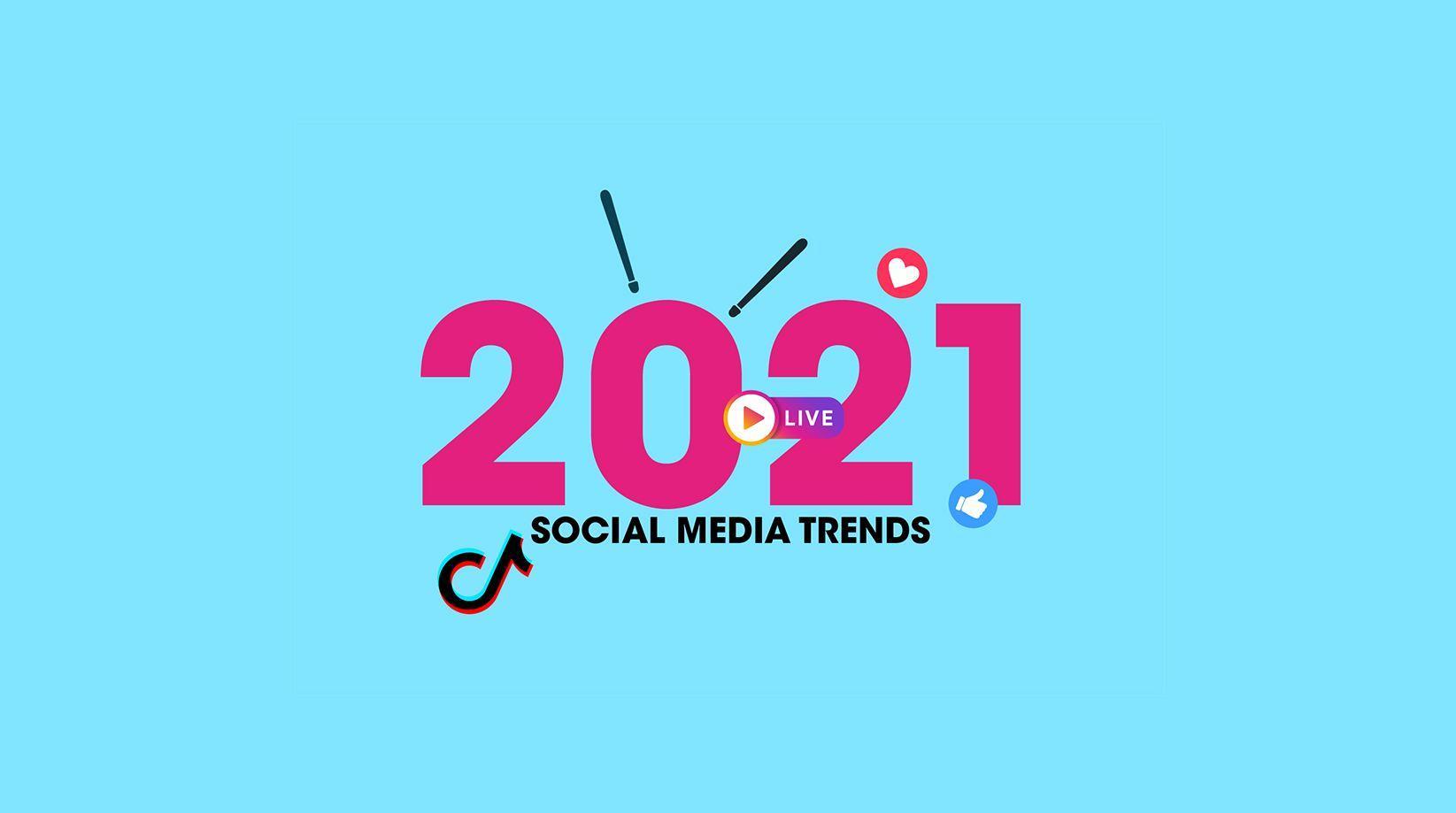 2021 Social Media Trends - News