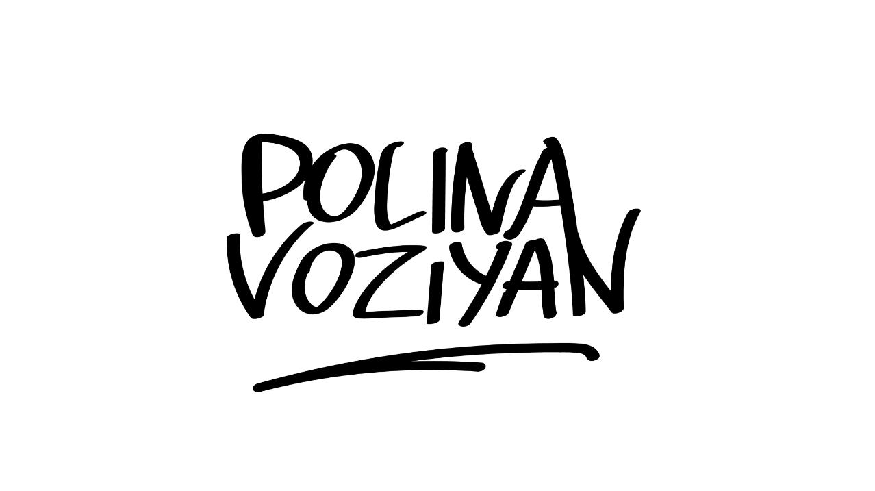 WITH POLINA VOZIYAN - News