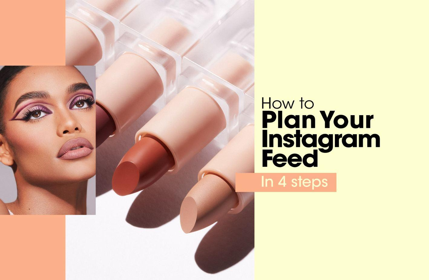 How to Plan Your Instagram Feed - News