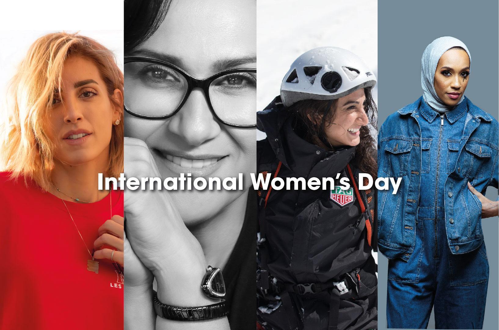 International Women's Day 2021 - News