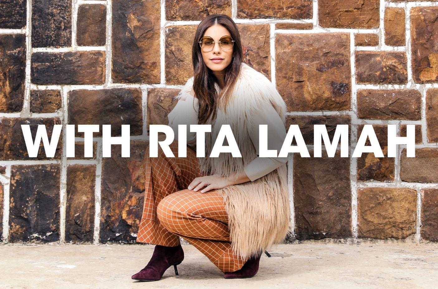 SHE'S STILL RITA FROM THE BLOG - News